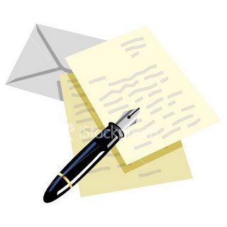Resolved: The Year of Writing Letters